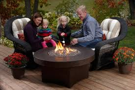Portable Gas Firepit Gas Table Pit Savanna Gas Pit