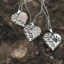 long heart pendant necklace images No longer by my side but forever in my heart quot pendant necklace jpg