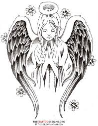 9 best tattoo ideas images on pinterest angel tattoo designs