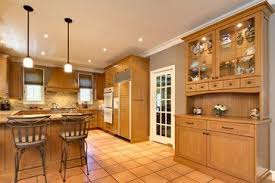 kitchen wall colors with golden oak cabinets wood traditional oak cabinets grey