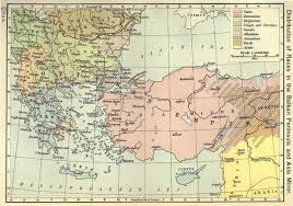 Provinces Of The Ottoman Empire Ottoman Armenian Population
