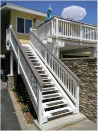 Vintage Handrail Deck Options Guide Prodeck Construction