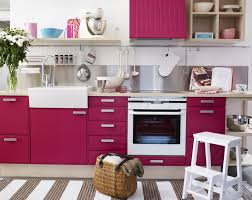 Pink Retro Kitchen Collection 15 Kitchen Color Ideas We Love Colorful Kitchens