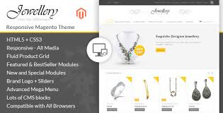 jewellery magento responsive template by templatemela themeforest