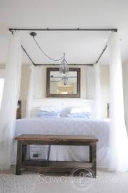 Christmas Lights For Bedroom Best 25 Bed Canopy Lights Ideas On Pinterest Girls Canopy Beds