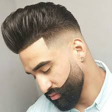 classic undercut hairstyle sky salon menshairworld haircut mid fade pompadeur on my boy