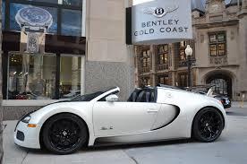 golden cars bugatti 2010 bugatti veyron blanc noir grand sport stock gc mir119 for