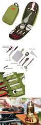 Portable Camping Kitchen Organizer - camping cooking utensils 87133 camp kitchen utensil organizer