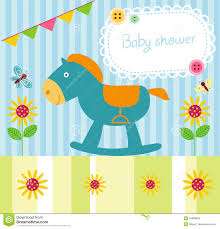 baby boy shower royalty free stock images image 34898929