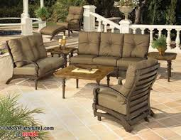 All Weather Patio Chairs The All Weather Outdoor Furniture Set Is Comfortable
