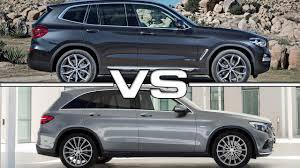lexus suv vs bmw suv 2018 bmw x3 vs 2016 mercedes glc