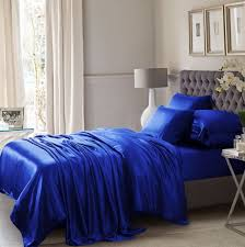 Royal Blue Bedroom Ideas by Royal Blue Duvet Covers Home Design Ideas