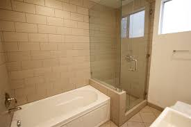 bathroom tub and shower ideas awesome way to separate shower and bath in a small