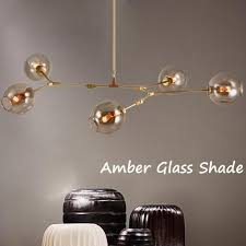 Chandelier Glass Globes Buy Globe Glass Lights Modern Minimalist Design Chandelier At