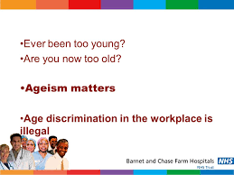 age diversity awareness session ppt download