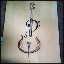 the 25 best cello tattoo ideas on pinterest violin tattoo