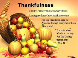 thanksgiving day poem event of day