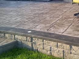 Photos Of Stamped Concrete Patios by Stamped Concrete Patios Installed