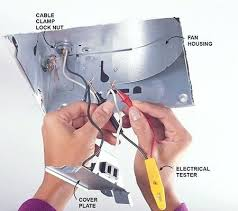 how to replace a bathroom ceiling fan how to replace bathroom ceiling exhaust fan installation blog