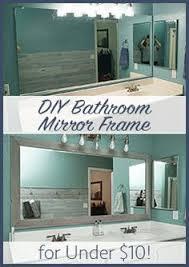 Bathroom Mirror Frames by Best 25 Kids Mirrors Ideas On Pinterest Farmhouse Kids Mirrors