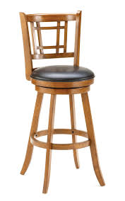 Wood Swivel Bar Stool Furniture Image Of Wood Swivel Bar Stools Idea Winsome For