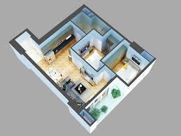 detail luxury penthouse 3d model interior scene max ar vr