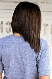 slightly angled long bob angled long bob haircut popular long hairstyle idea