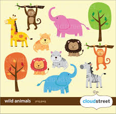 a feed the cool safari animals kids game free interactive
