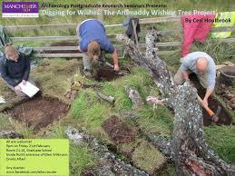 the ardmaddy wishing tree project archaeologists from the