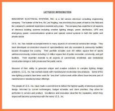 7 sample of introduction letter of a company company letterhead