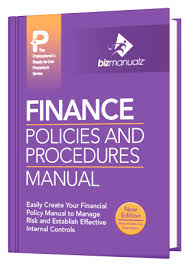 procedures for financial compliance performance book