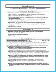 Best Resume For Administrative Assistant by One Of The Important Things That You Need To Do To Apply A Job Is
