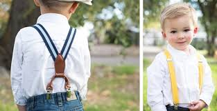 suspenders for toddlers and boys