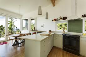 interior kitchens without upper cabinets magnifying bathroom