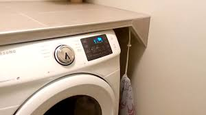 Countertop Clothes Dryer Tile Countertop Cover Shelf Over Washer And Dryer Building