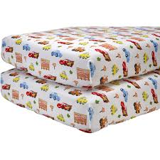 disney cars bedding set get disney cars crib sheets 2pk at walmart com save money live