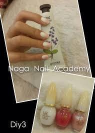 naga nail academy decoration