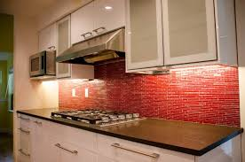 brick tile kitchen backsplash kitchen design alluring faux brick tile kitchen splashback ideas