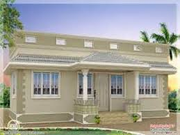 1653 sq ft contemporary one floor house kerala home 1 floor house