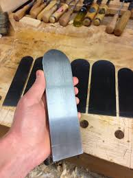 caleb james chairmaker planemaker tapered bench plane blades