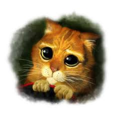 puss boots eyes icon png clipart image iconbug
