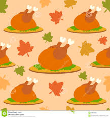 free download thanksgiving pictures thanksgiving seamless background with cooked turke stock photos