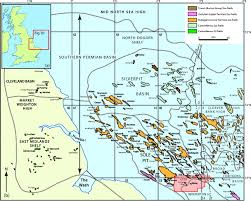 Permian Basin Map Geological Controls On Upper Permian Plattendolomit Formation