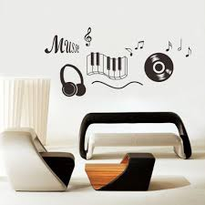 Musical Home Decor by Online Get Cheap Musical Note Decoration Aliexpress Com Alibaba