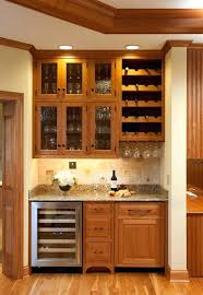 Mini Bar Cabinet Built In Bar Cabinets For Home Ghanko