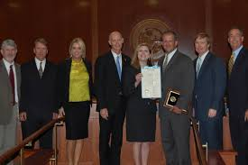 Florida Cabinet Governor Cabinet Honor Natural Resource Managers Of The Year