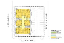 new six story affordable housing development headed to back of the