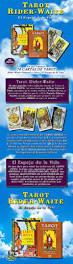 tarot rider y libro de uso el espejo de la vida bazar merlin