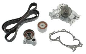 lexus es300 water pump amazon com aisin tkt 004 engine timing belt kit with water pump