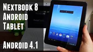 nextbook 8 nx008hd8g nextbook 8 android 4 0 dual 8gb tablet pc